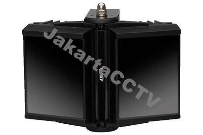 Gambar Axis T90A33 IR-LED 10-20 DEG