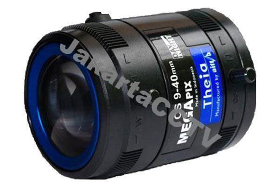 Gambar Axis Lens CS Varifocal 9-40MM DC-Iris/P-Iris D/N