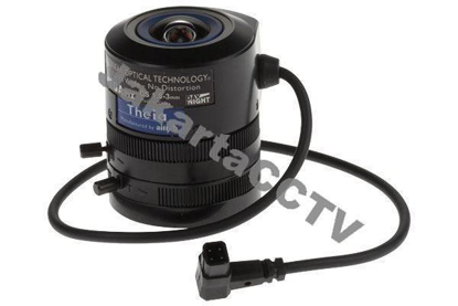Gambar Axis Theia Lens CS Varifocal 1.8-3mm DC-Iris