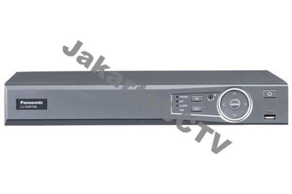 DVR 4 Channel PANASONIC CJ-HDR104