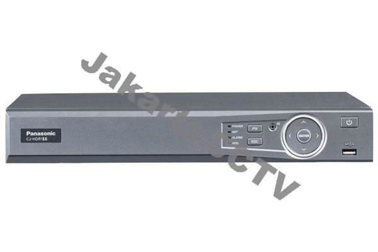 DVR 16 Channel PANASONIC CJ-HDR216