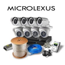 Paket CCTV Microlexus mulai dari 4jutaan | JakartaCCTV