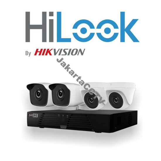 Gambar Paket CCTV Hilook 4 Channel 2.0 MP