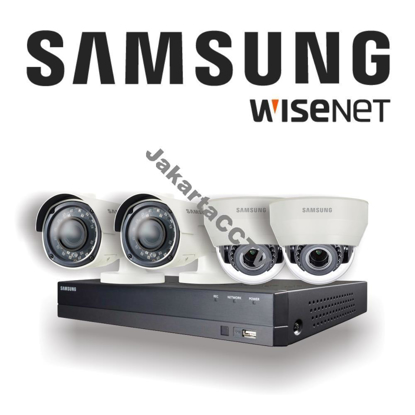 Gambar Paket CCTV Samsung Premium Series 4 Channel 2.0 MP