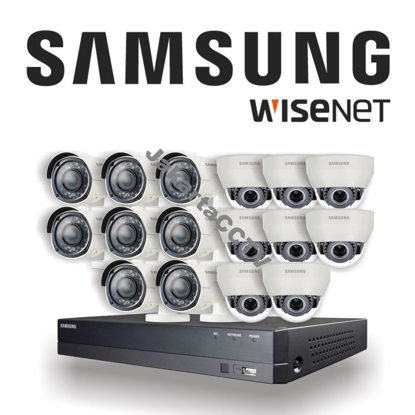 Gambar Paket CCTV Samsung Premium Series 16 Channel 2.0 MP