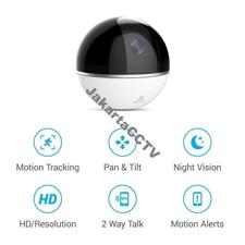 Gambar [Kamera Baby] IP Baby Camera Ezviz C6T Mini 360 Plus 1080P