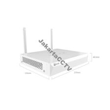 Gambar [NVR] Ezviz X5C-4CH Wireless NVR with HDMI/VGA Output 1080P