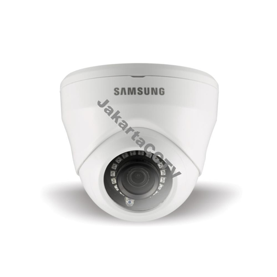 Gambar [AHD Camera] Samsung Economic Series HCD-E6020R Dome Camera 2.0 MP