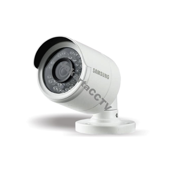 Gambar [AHD Camera] Samsung Economic Series HCO-E6020R Bullet Camera 2.0 MP