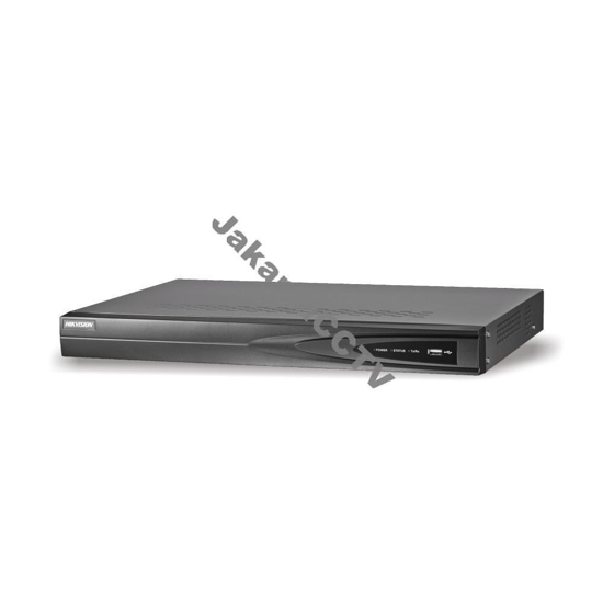 Gambar [NVR] Hikvision DS-7616NI-E2 Embedded NVR 16 Channel 2.0 MP