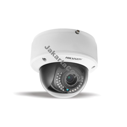 Gambar [Kamera IP] Hikvision DS-2CD4126EFWD-IZ Low Light Dome Smart Camera 2.0 MP